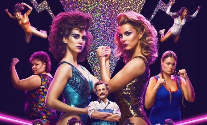 """GLOW"" Is An Unexpected Commentary on American Racism"