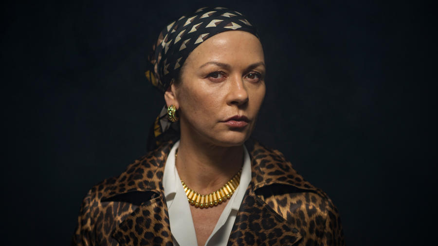 What's with Catherine Zeta-Jones playing Columbian drug lord Griselda Blanco?