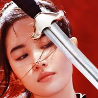 "Liu Yifei stuns in new ""Mulan"" promo shots"