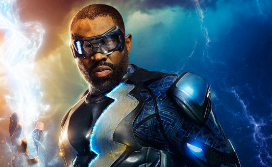 """Black Lightning"" masterfully puts black pain--and black power-- in the spotlight"