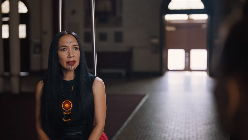"Irene Bedard speaks to Indian Country Today about her presidential ""Family Feud"" role"