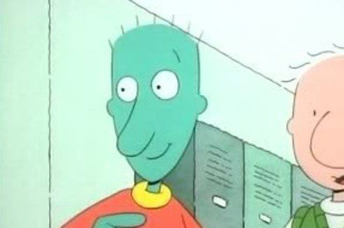 "Color Coded: Skeeter Valentine (""Doug"")"