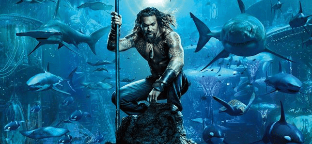 """Aquaman"" just got a shiny new poster!"
