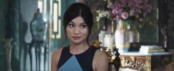 """CRA-FPTB-0154r Film Name: CRAZY RICH ASIANS Copyright: © 2018 WARNER BROS. ENTERTAINMENT INC. AND KIMMEL DISTRIBUTION, LLC Photo Credit: Sanja Bucko Caption: GEMMA CHAN as Astrid in Warner Bros. Pictures' and SK Global Entertainment's and Starlight Culture's contemporary romantic comedy """"CRAZY RICH ASIANS,"""" a Warner Bros. Pictures release."""