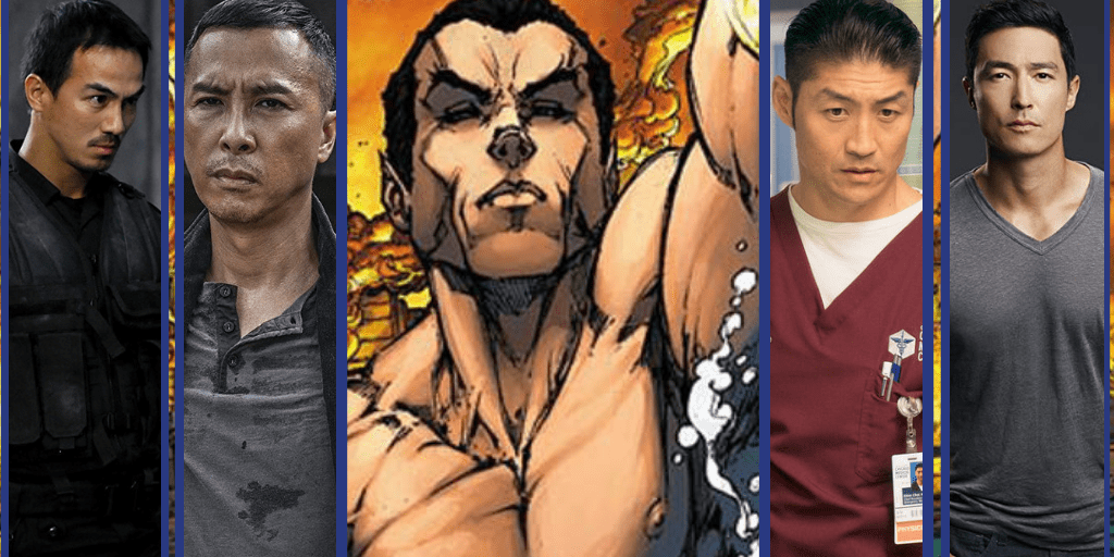 Who Could Play Namor? Here Are Four Actors Who Want To Play The Prince of Atlantis