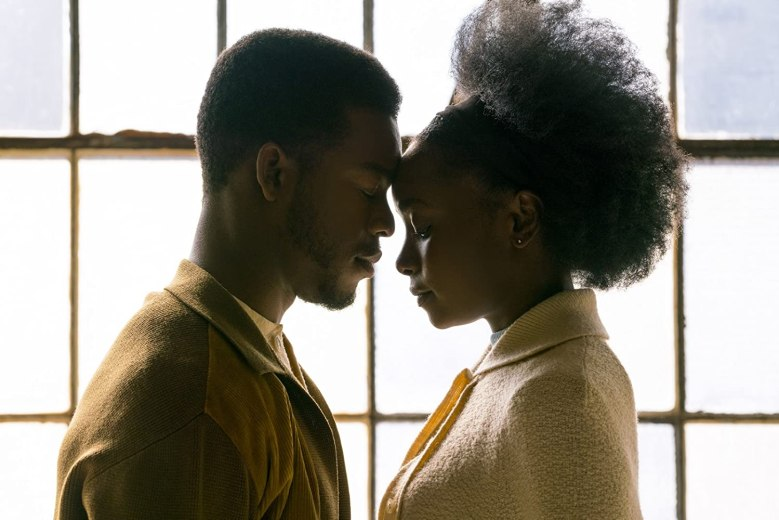 Stephan James and KiKi Layne in If Beale Street Could Talk. Photo credit: Annapurna Releasing. This is one of the 30 films Redbox recommends to learn about systemic racism.