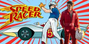 Chris Pang and Speed Racer