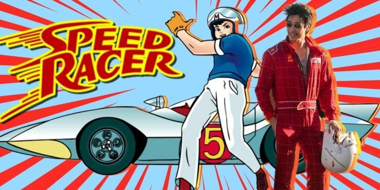 Chris Pang and Speed Racer