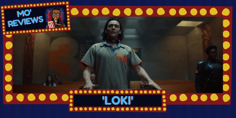 Loki from Disney+