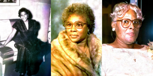 Opal Lee through the years