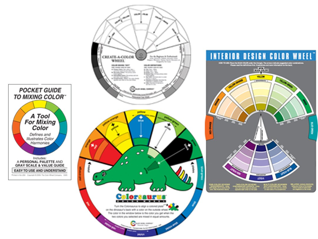 Color theory online games - Teaching Wheels