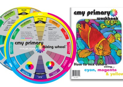 CMY Wheels and Workbook