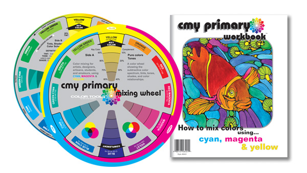CMY Wheel & Workbook