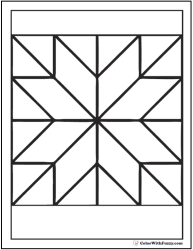 Pattern Coloring Pages ✨ Customize PDF Printables