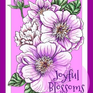 Joyful Blossoms