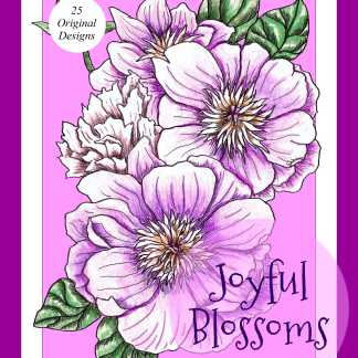 Joyful Blossoms Cover