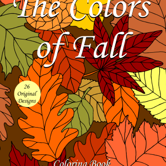 The Colors of Fall Front Cover