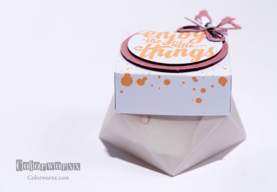 Diamantbox Stampin Up