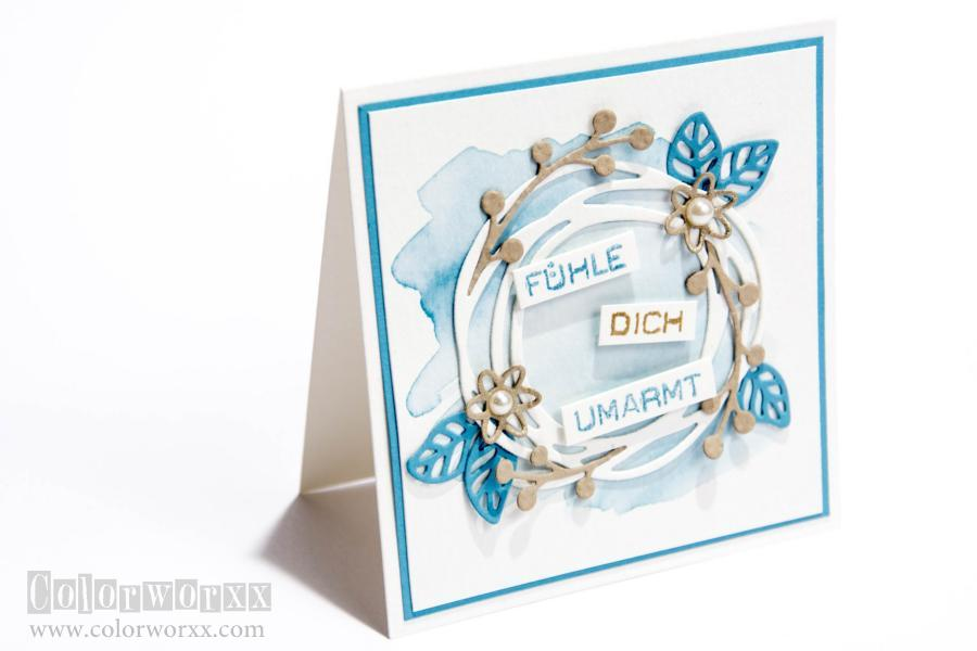 Fühle Dich umarmt Stampin Up