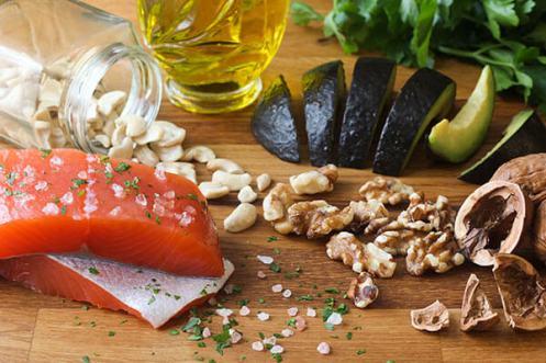 diet to prevent from dandruff