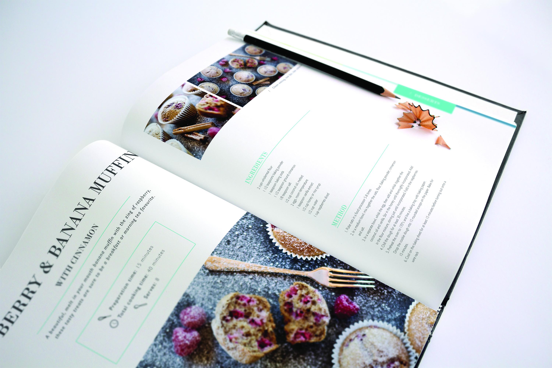 Bittersweet recipe book – muffins