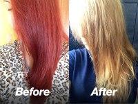 Home | ColourB4 Hair Colour Remover