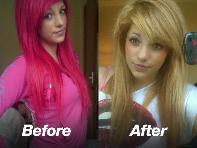 Regular ColourB4 Hair Colour Remover
