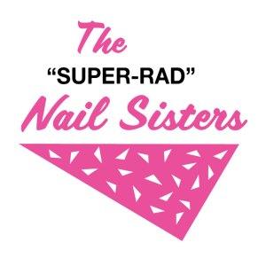 Super Rad Nail Sisters Logo
