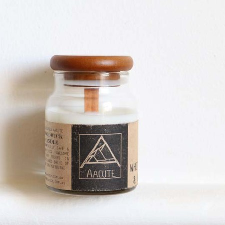Aacute Woodwick Soy Candle - Colour Box Studio Online Shop