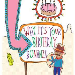 Able and Game Birthday Bonanza Card CBS Online
