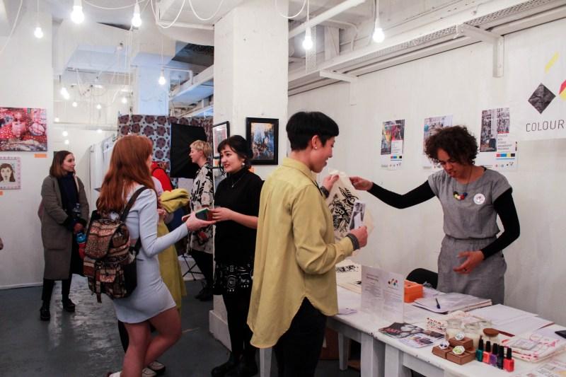 Colour Box Studio Membership Program Launch Event - Image courtesy of Rachael Nardella_0438