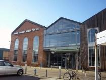 the round foundry media center