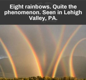 Eight Rainbows