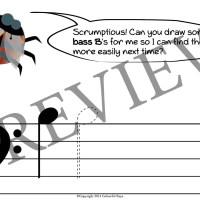 buggy bugston primer level worksheet 16