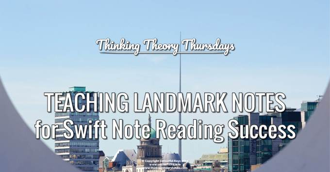 Flip and Gamify Landmark Notes for Swift Note Reading Success