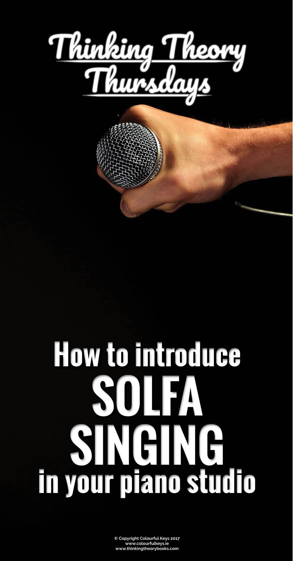 How to bring sight singing into your piano lessons with solfa.