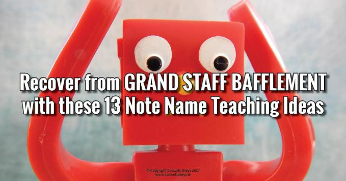 13 Note Reading Strategies to Recover from Grand Staff Confusion