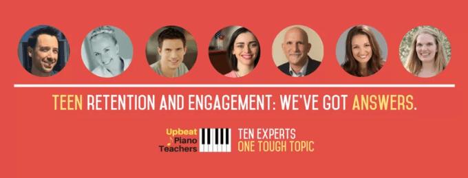 teaching piano to teenagers
