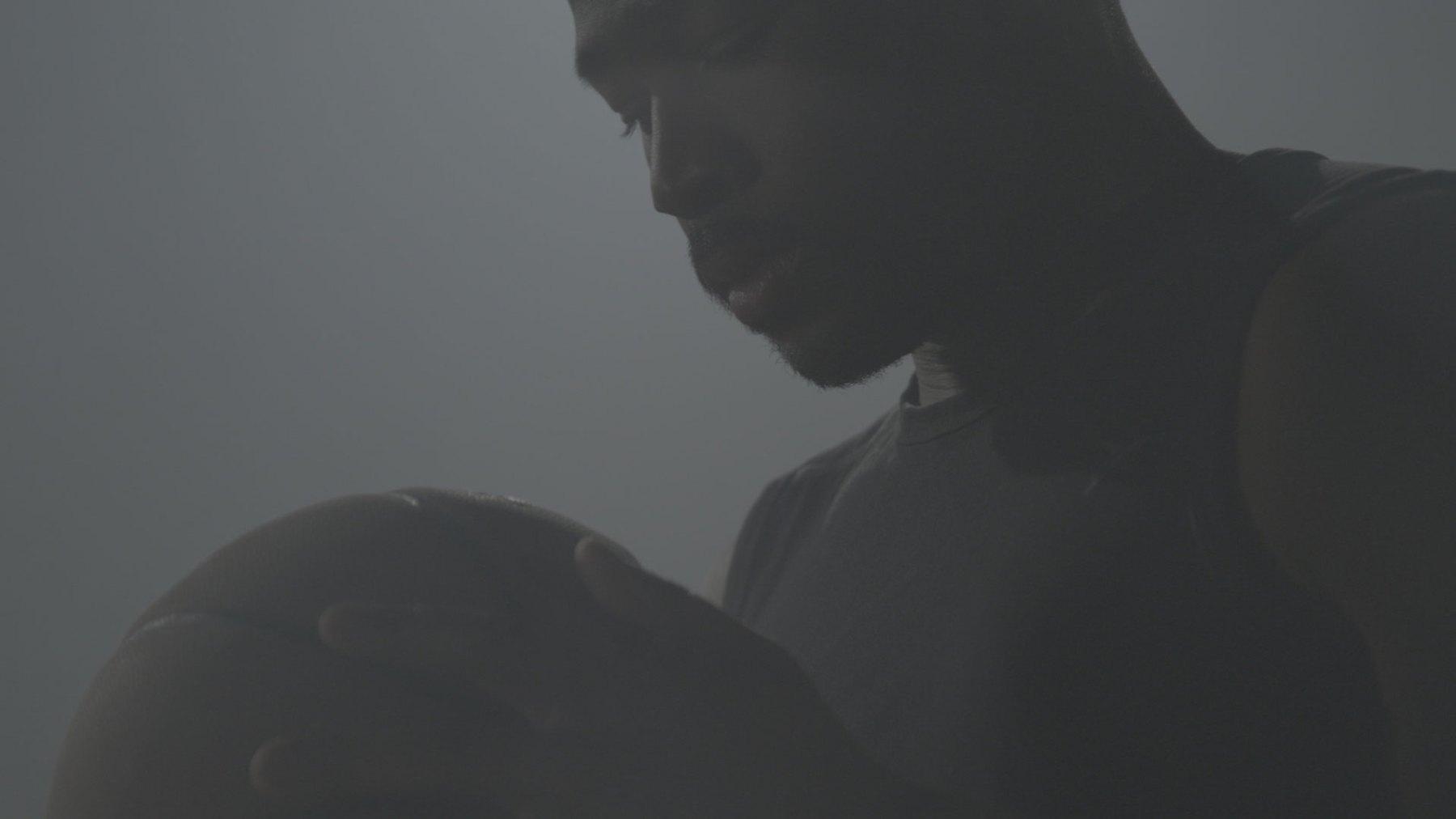 Colour Grading London - Basketball Ad / Ungraded