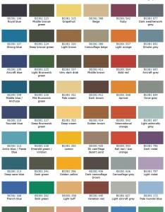 Download the british standard  colour chart also kote ltd bs rh colourkote