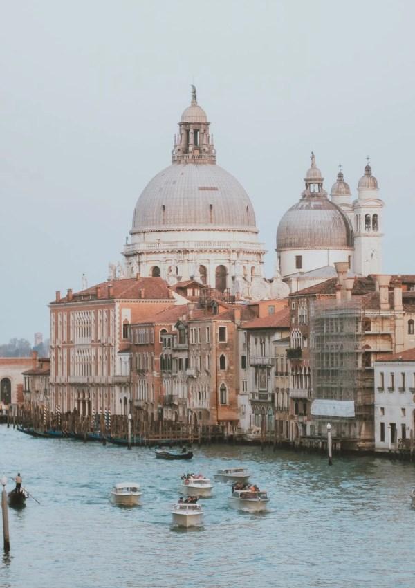 Venice, Murano, Burano and Lido