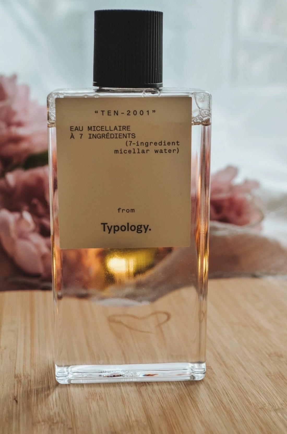 7-Ingredient Micellar Water Typology