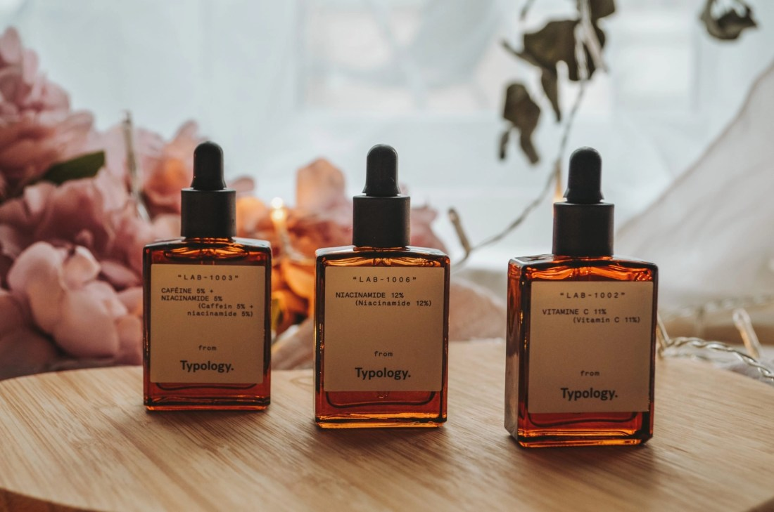 Typology Serum review Best serums out there.