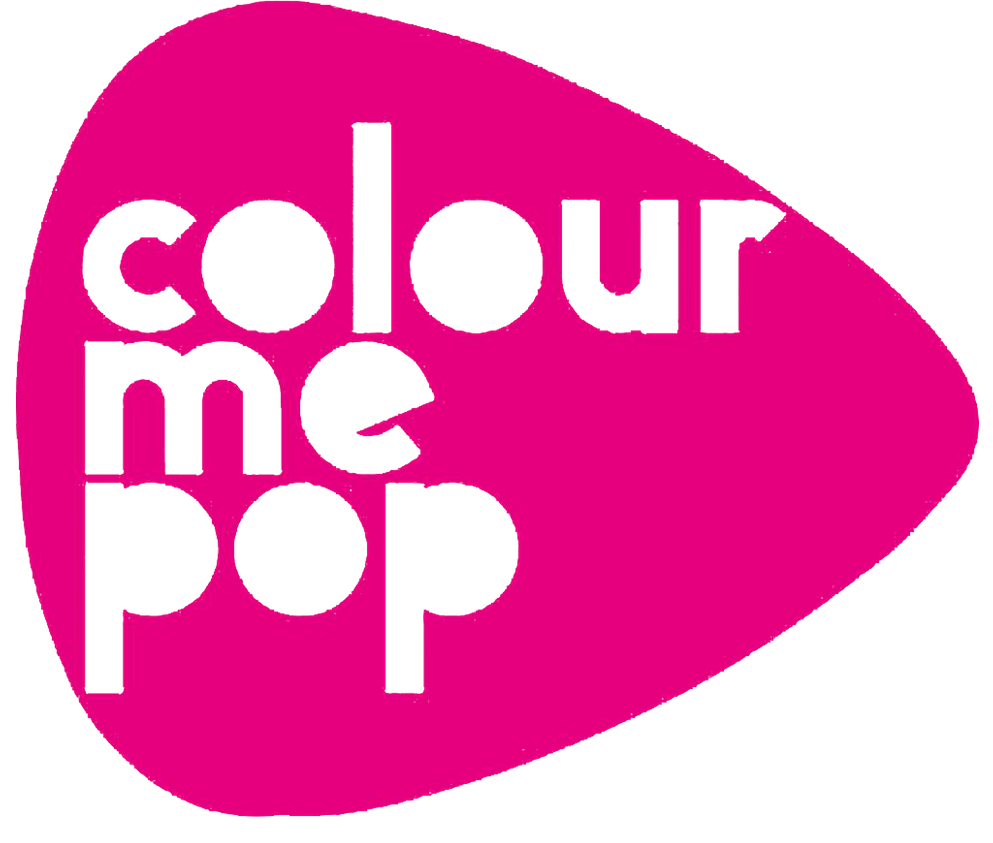 Colour Me Pop logo