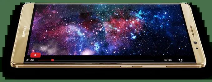 Huawei Mate 8 Browsing