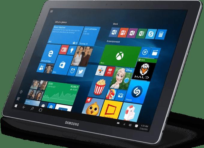 Samsung Galaxy TabPro S Tablet