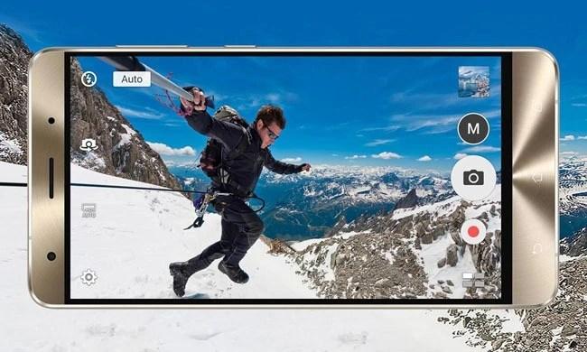ZenFone 3 Deluxe OIS