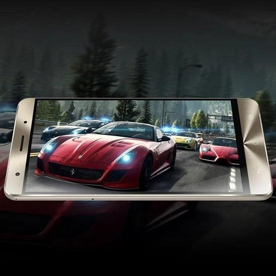 ZenFone 3 Deluxe performance