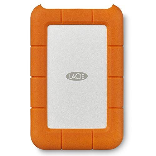 LaCie Rugged USB-C Mobile Hard Drive