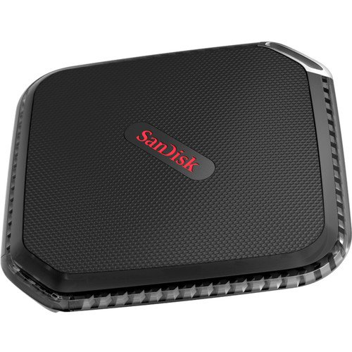 SanDisk Extreme 510 Portable Drive Black